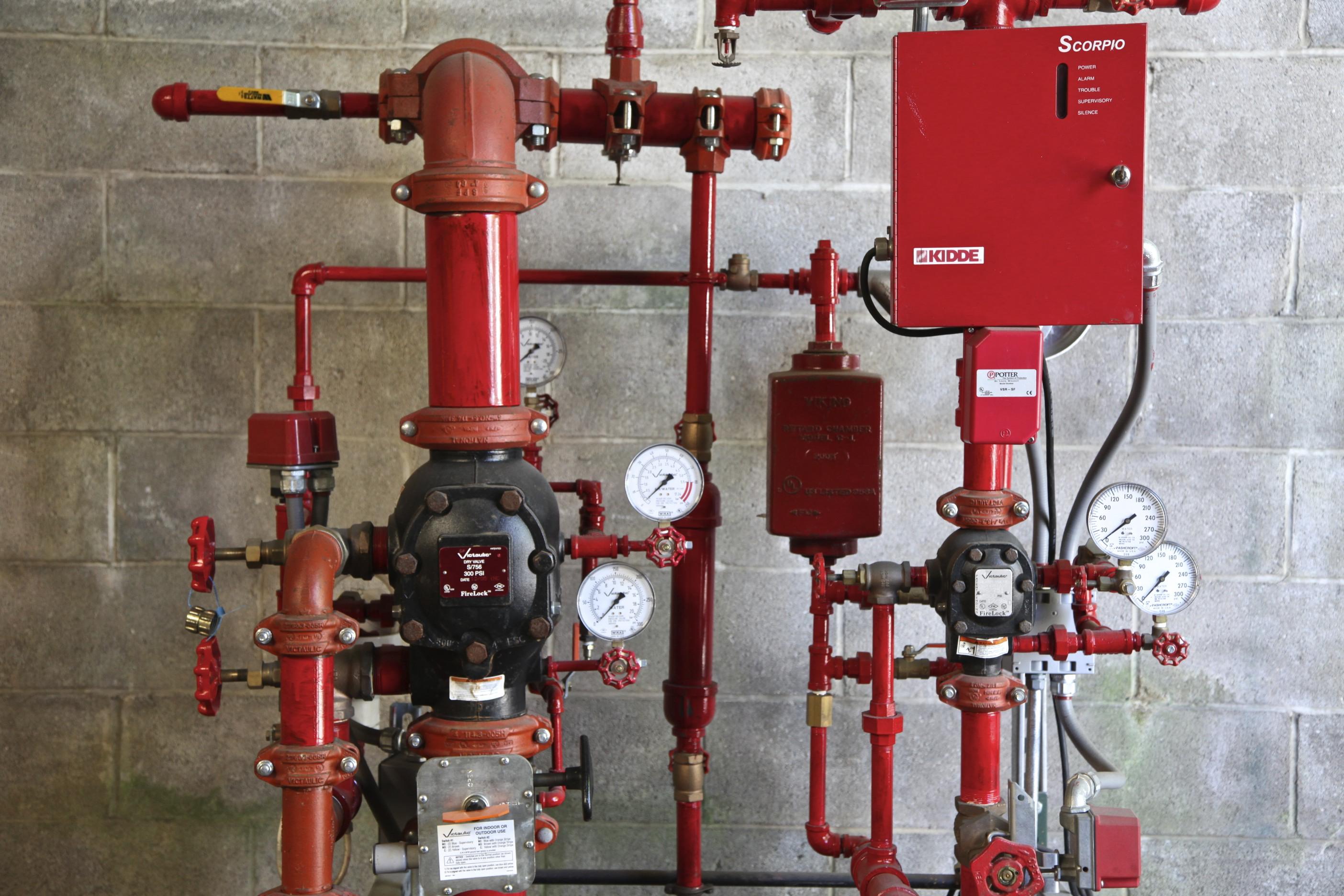 fire-spinkler-system